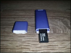 USB prisluskivac 44kbps - prisluskivaci - ubacivanje kartice
