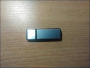 USB prisluskivac LONG - pogled odozgo - prisluskivaci