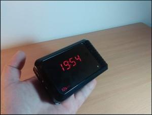 izgled - ip spijunska kamera stoni sat - prisluskivaci