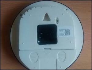 IP spijunska kamera ZIDNI SAT - spijunske kamere - ip kamera