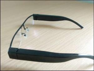 Spijunska kamera u naocarima FULL HD - prisluskivaci