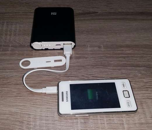 Prisluskivac Xiaomi power bank - prisluskivaci