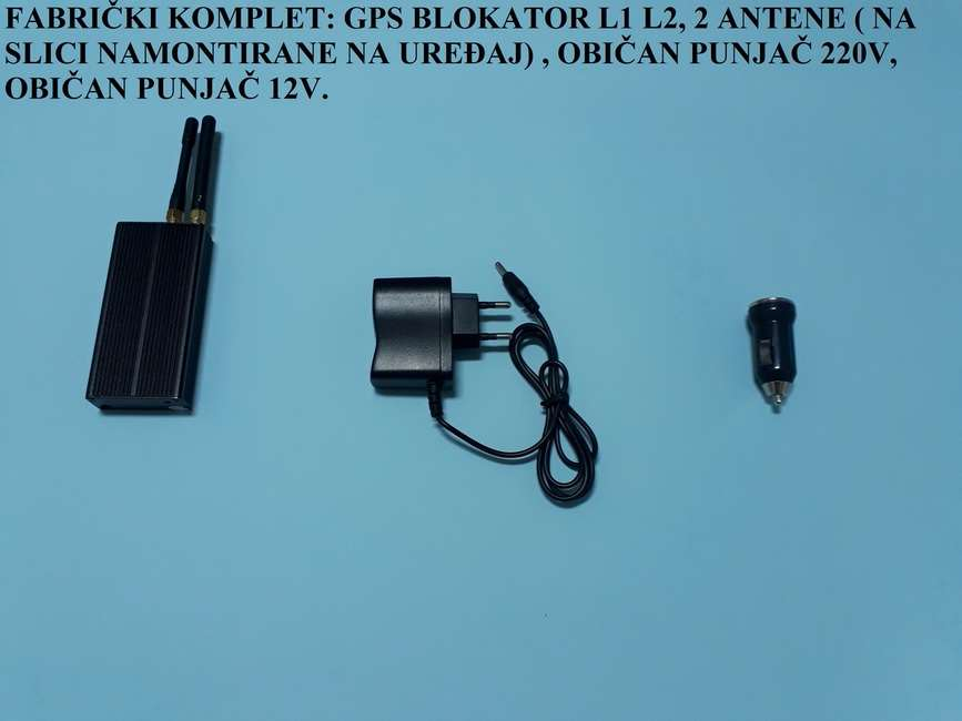 gps blokator l1-l2 - ometaci