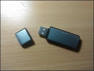 USB prisluskivac LONG - izgled prisluskivaca