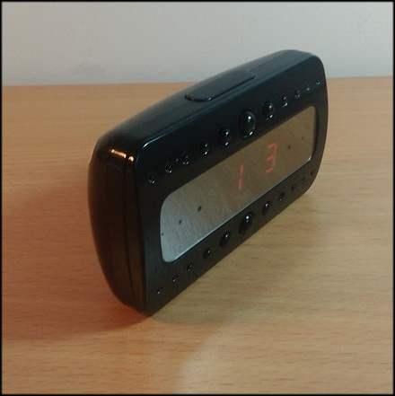 spijunska kamera stoni sat full hd - spijunske kamere