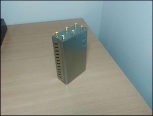 Blokator signala 6 antena SIVI - ometaci - prisluskivaci - blokatori signala