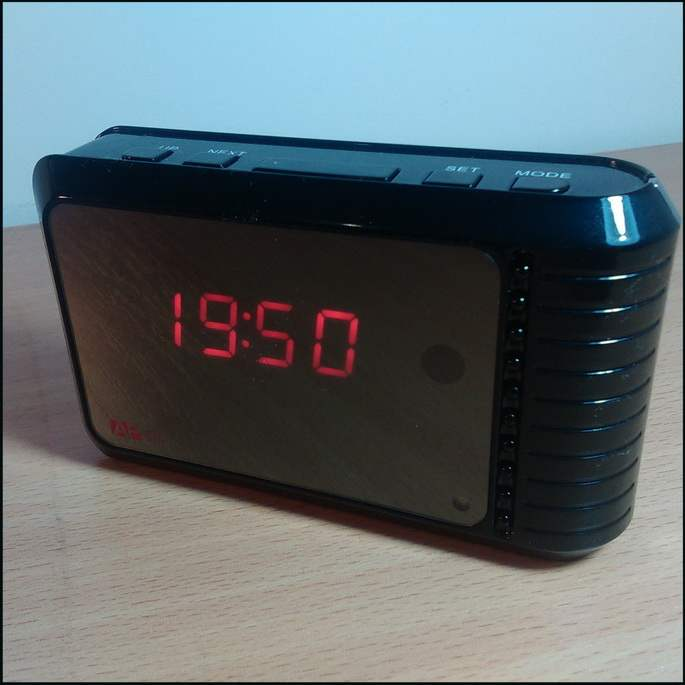 ip spijunska kamera - mikro kamera stoni sat