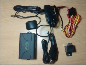 gps tracker - gps lokator - pracenje vozila