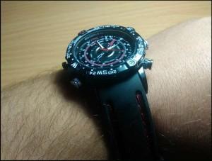 rucni sat kamera - spijunski rucni sat - prisluskivaci