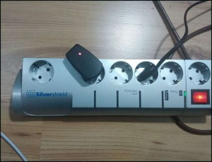 Prisluskivac u produznom kablu PRO - prisluskivaci