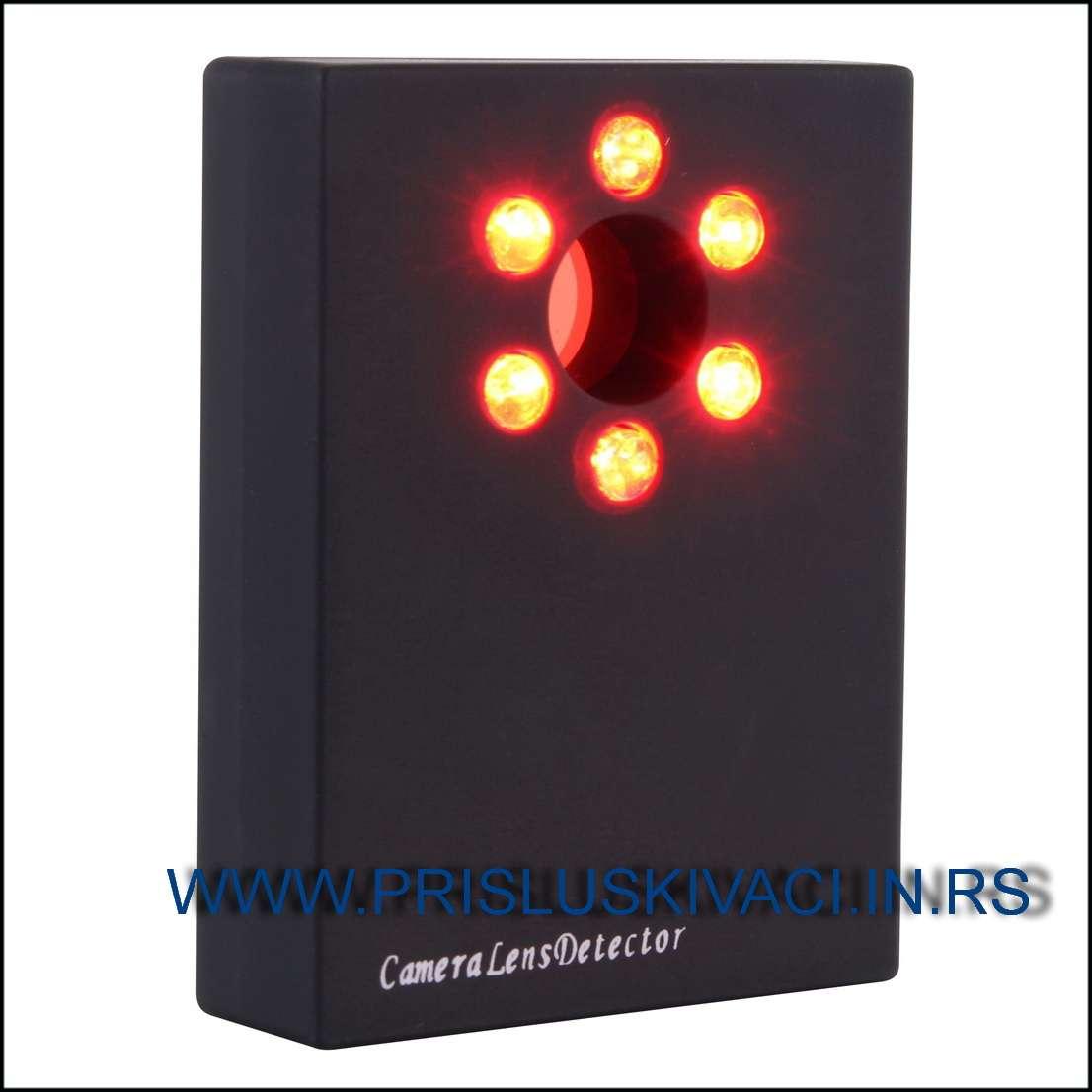detektor kamera - detektori prisluskivaca