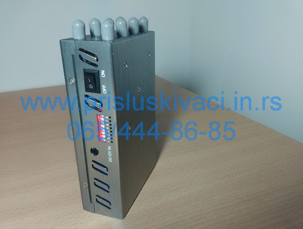 ometac signala 8 antena - ometaci - prisluskivaci