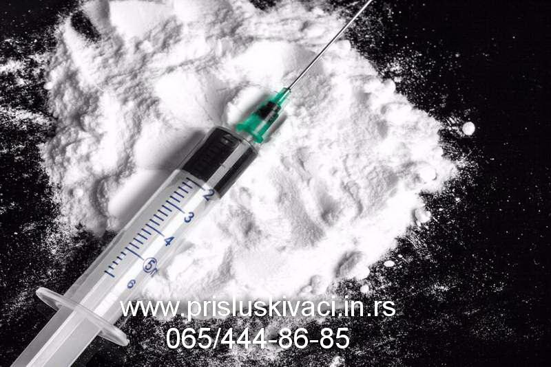 kako prepoznati narkomana - prisluskivaci